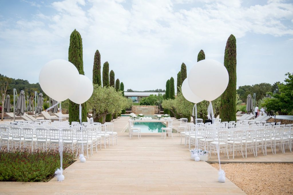 a Na Xica Eventos - Ceremonia Piscina