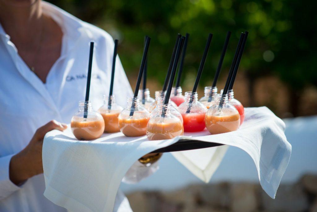 a Na Xica Eventos - aperitivos detalle